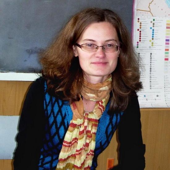 Фединишинець Мар'яна Василівна