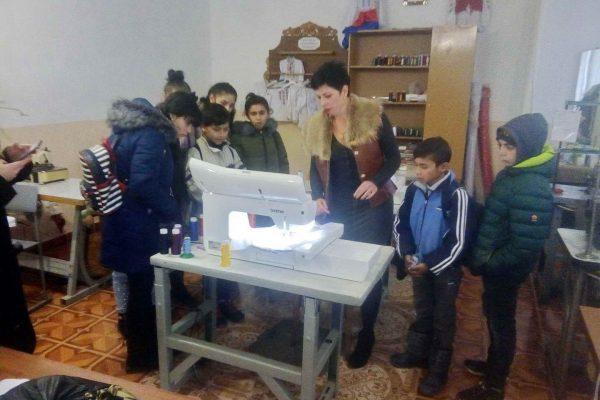 Група учнів 8-9 класів із Міжгірської спеціалізованої ЗОШ І-ІІІ ступенів імені А. Волошина відвідала ліцей