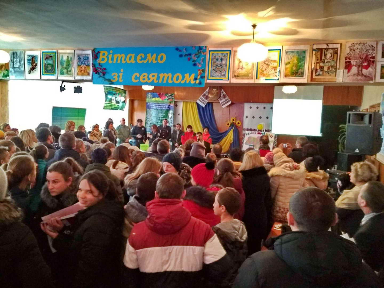 Міжгірський ліцей взяв активну участь у профорієнтаційному форумі в смт. Воловець