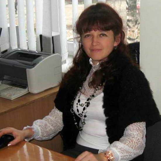 Маслей Оксана Федорівна