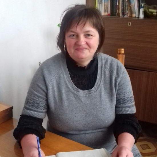 Рущак Євгенія Володимирівна