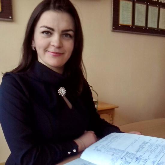 Скаловці Олена Іванівна